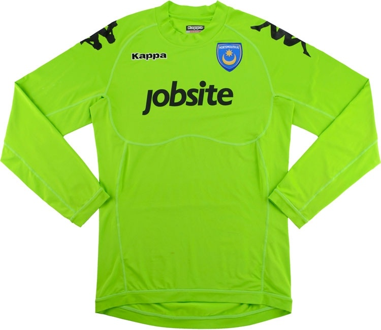 2010-11 Portsmouth GK Shirt