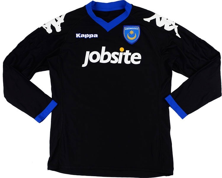 2010-11 Portsmouth Third Shirt