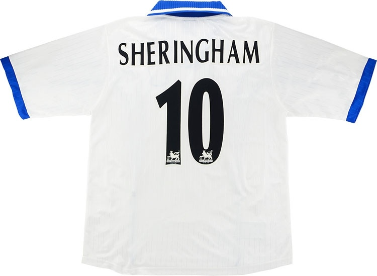 2003-04 Portsmouth Third Shirt Sheringham #10