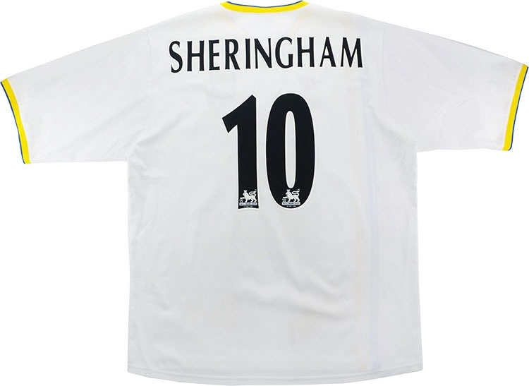 2004-05 Portsmouth Third Shirt Sheringham #10