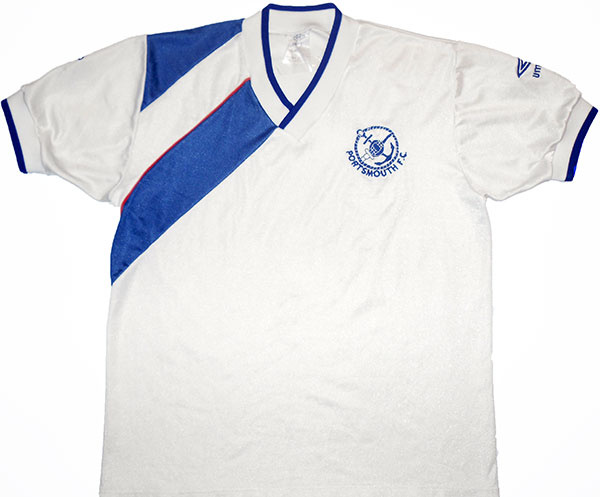 1985-87 Portsmouth Away Shirt