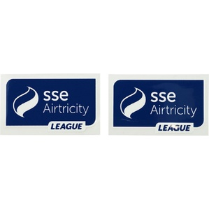 2014-18 SSE Airtricity League Player Issue Patch (pair)