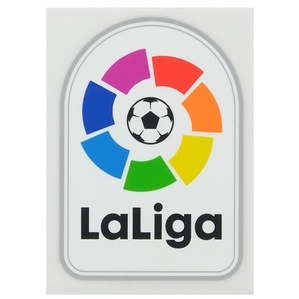 2016-18 La Liga Junior Patch