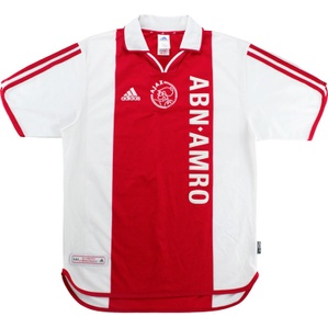 2000-01 Ajax Centenary Home Shirt (Excellent) XL.Boys