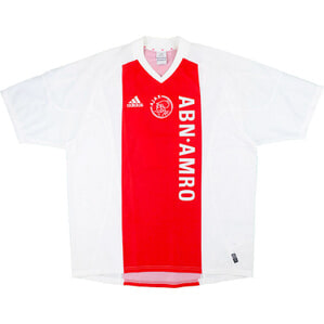 2002-04 Ajax Home Shirt (Very Good) S