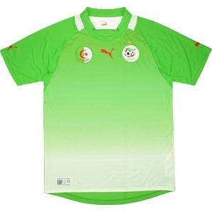2012-13 Algeria Away Shirt (Very Good) S