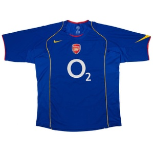 2004-06 Arsenal Away Shirt (Good) XL