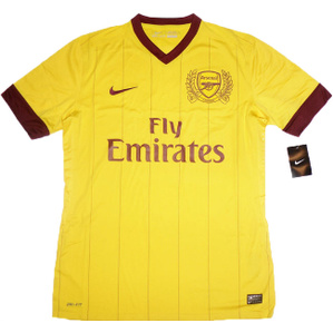 2011-12 Arsenal Player Issue Domestic/European Third Shirt *BNIB*
