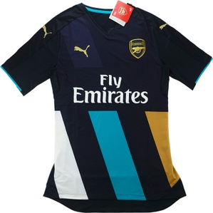 2015-16 Arsenal Player Issue Third Domestic Shirt (ACTV Fit) *BNIB*