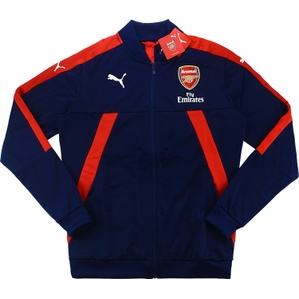 2016-17 Arsenal Puma Stadium Jacket *BNIB*