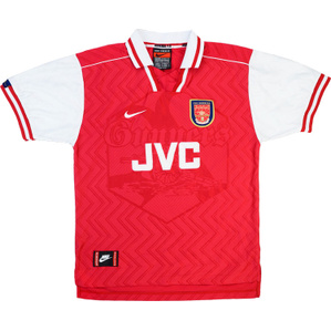 1996-98 Arsenal Home Shirt (Good) M