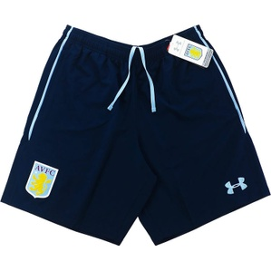 2016-17 Aston Villa Under Armour Training Shorts *BNIB* S