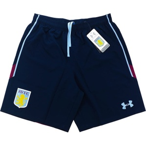 2016-17 Aston Villa Under Armour Training Shorts *BNIB*