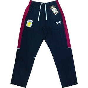 2016-17 Aston Villa Under Armour Woven Pants/Bottoms *BNIB*