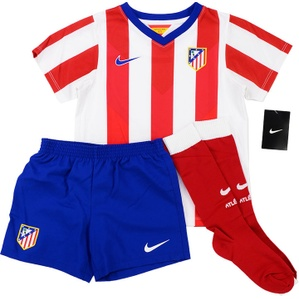 2014-15 Atletico Madrid Home Full Kit *BNIB* XS.Boys