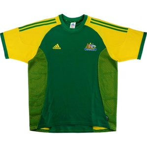 2002-04 Australia Home Shirt (Good) L