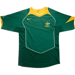 2004-06 Australia Away Shirt (Very Good) XL