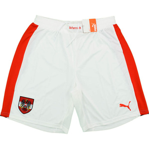 2012-13 Austria Home Shorts *BNIB* L