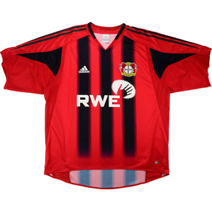 2004-06 Bayer Leverkusen Home Shirt (Excellent) XL