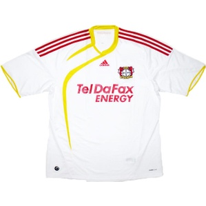 2009-10 Bayer Leverkusen Away Shirt (Excellent) L