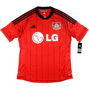 2013-14 Bayer Leverkusen Away Shirt *BNIB*