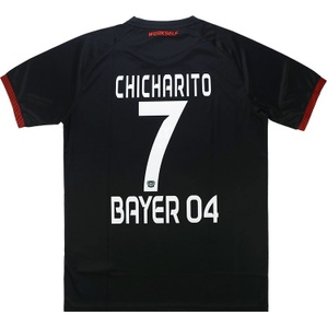 2016-17 Bayer Leverkusen Home Shirt Chicharito #7 *BNIB* BOYS