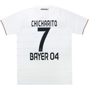 2016-17 Bayer Leverkusen Third Shirt Chicharito #7 *BNIB* BOYS