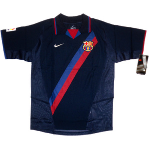 2002-04 Barcelona Away Shirt *BNIB* L.Boys