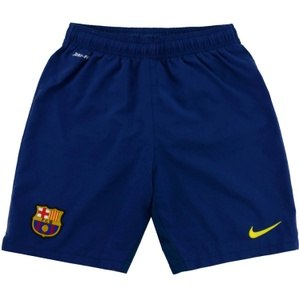 2004-05 Barcelona Away Shorts (Excellent) L.Boys