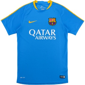 2015-16 Barcelona Nike Training Shirt (Good) S