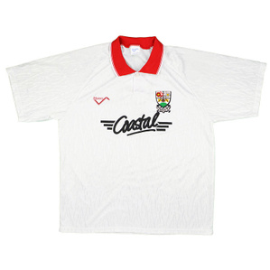 1991-92 Barnet Away Shirt (Very Good) XL