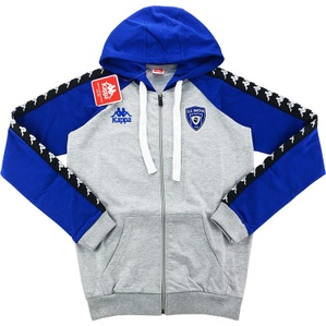 2016-17 Bastia Kappa Hooded Sweat Top *BNIB* S
