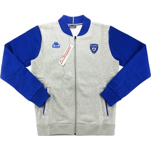 2016-17 Bastia Kappa Sweat Track Jacket *BNIB*