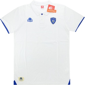 2016-17 Bastia Kappa Authentic Polo *BNIB* XL
