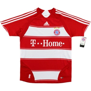 2007-09 Bayern Munich Home Shirt *w/Tags* XL.Boys