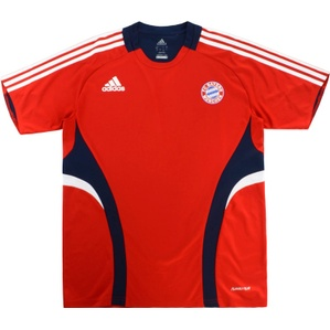 2008-09 Bayern Adidas Formotion Training Shirt (Good) Y