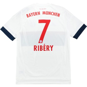 2015-16 Bayern Munich Adizero Player Issue Away Shirt Ribéry #7 *w/Tags*