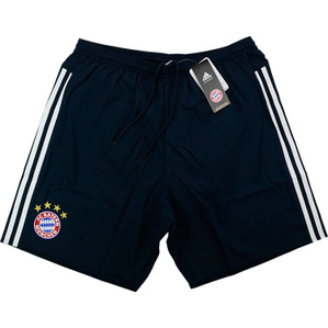 2015-16 Bayern Munich Player Issue Away Change Shorts *BNIB*