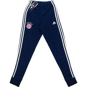 2017-18 Bayern Munich Adidas 3 Stripes Sweat Pants/Bottoms *BNIB* L