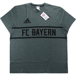 2017-18 Bayern Munich Adidas Graphic Tee *BNIB* XL