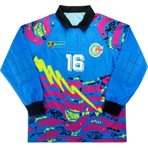 1995 Belarus U-21 Match Issue GK Shirt #16 (v Holland)