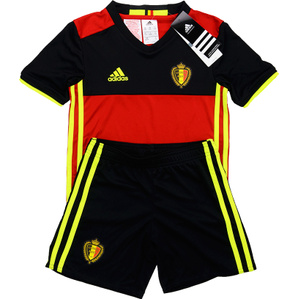 2016-17 Belgium Home Shirt & Shorts Kit *BNIB* BOYS