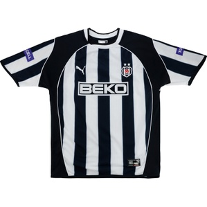 2003-04 Besiktas Away Shirt (Very Good) M