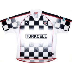 2004-05 Besiktas Third Shirt (Very Good) L