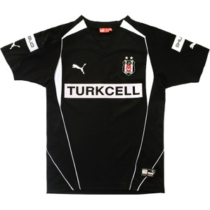2004-05 Besiktas Home Shirt (Good) M