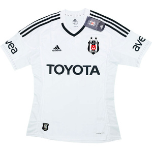 2012-13 Besiktas Home Shirt *BNIB*