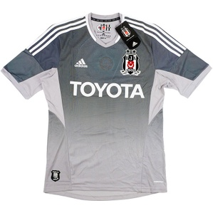 2013-14 Besiktas '110 yıl' Formotion Third Shirt *BNIB*