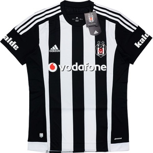 2015-16 Besiktas Away Shirt *BNIB*
