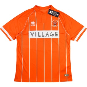 2015-16 Blackpool Home Shirt *w/Tags* XL
