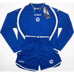2012-13 Bosnia & Herzegovina L/S Home Kit *BNIB* XL
